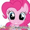 Come on and smile ! - Pinkie Pie | HD and Download (Wub Machine Remix)