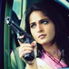 Irandam Ulagam BGM - Anushka tries to speak with Arya