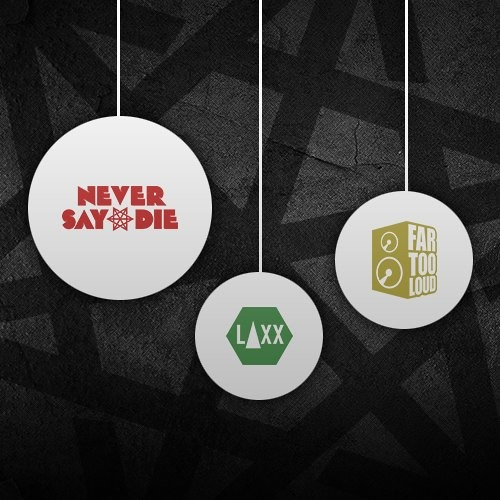 Never Say Die Christmas Mix 2013