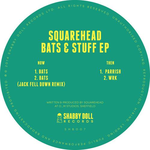 Squarehead - WRK (SHB007) - clip