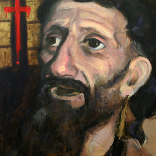 Vicente Canas SJ - April