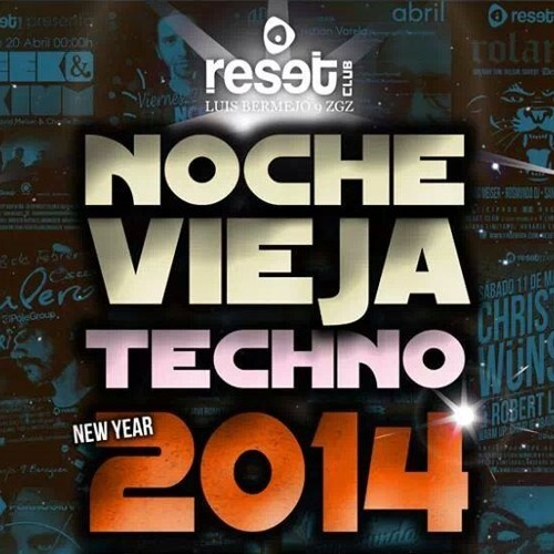 JuanmaBruna @ Reset Club New Year´s Eve (31-12-2013)