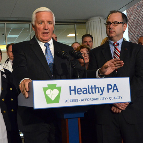 Expansion of Pennsylvania Medicaid