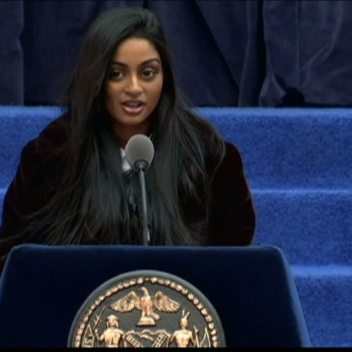 """""""We Will No Longer Stay Silent To This Classism"""": NYC Youth Poet Laureate Ramya Ramana"""