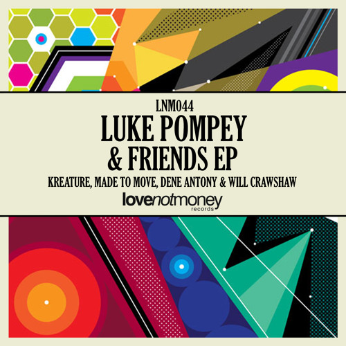 Luke Pompey & Dene Antony - Enemies (Original Mix)