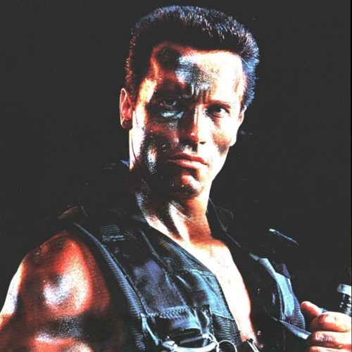 The Man Movie Encyclopedia Podcast - Commando