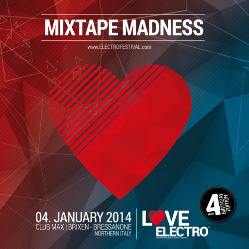 Dead Battery x  Love Electro Festival (exclusive Mixtape)
