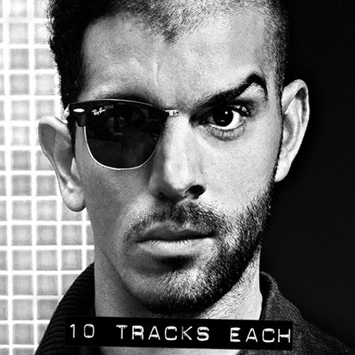 """PONE/RICHIE - REACH  """" X  TRACKS EACH"""" Vol 2."""