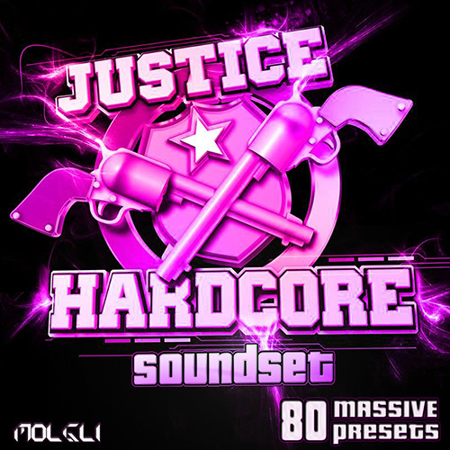 Justice Hardcore NI Massive Soundset (80 presets) £14.99 (AVAILABLE NOW)