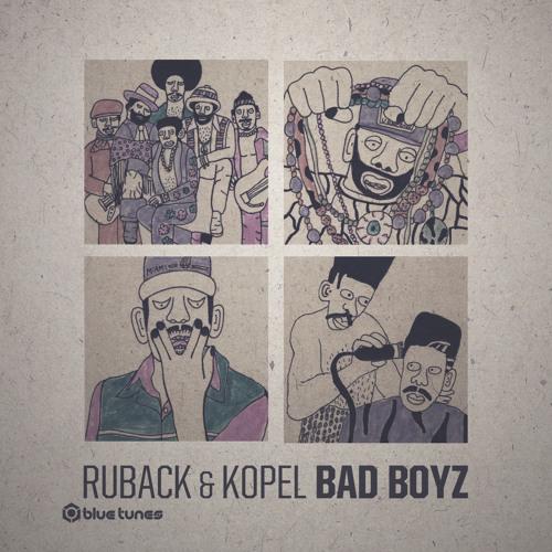Ruback, Kopel - Bad Boyz EP Teaser