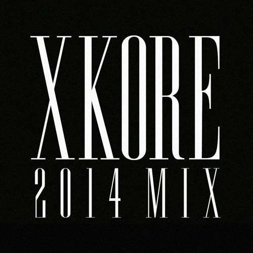 xKore New Year Mix - 02-01-2014