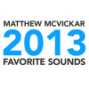Favorite Sounds of 2013