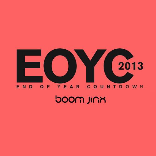 Boom Jinx End of Year Countdown 2013 (AH.FM)