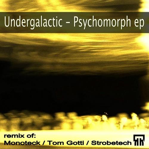 Undergalactic - Psychomorph (Original mix) Promo (Real Tribe Records)
