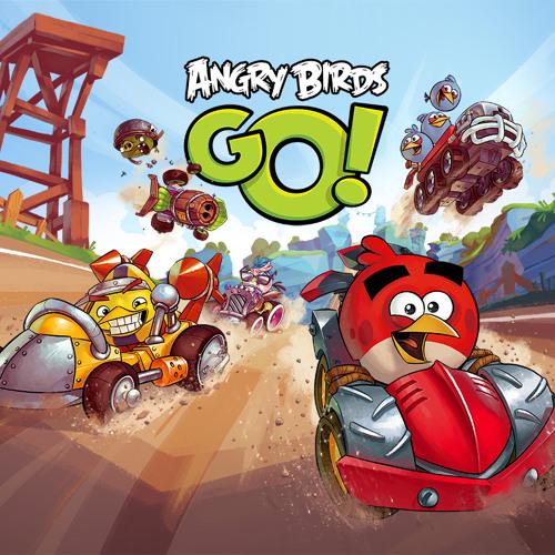Angry Birds - Go (Neymo RMX)