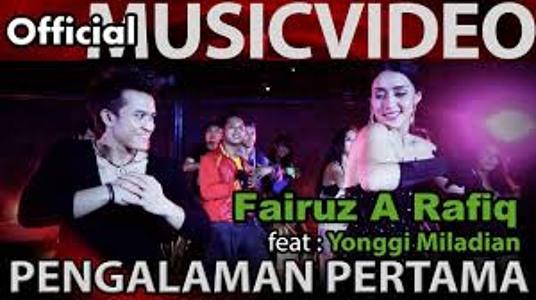 Fairuz A Rafiq Feat Miladian - Pengalaman Pertama - Official Music Video HD - YouTube
