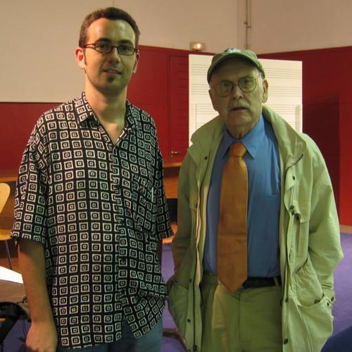 Conversation with Jim Hall (1). Girona 9/27/2004