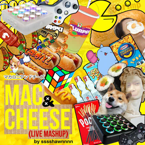 Shawn Wasabi - Mac n' Cheese (live mashup)