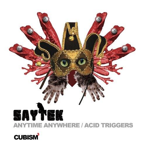 Saytek - Anytime Anywhere - Acid Triggers - Out Now On Beatport (lofi clips)