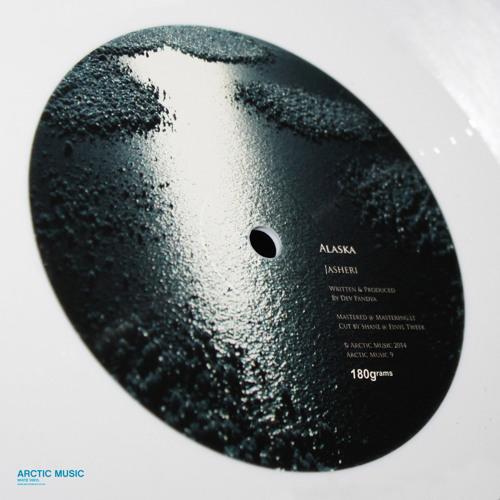 "Alaska - 'Jasheri' - (Arctic Music 12"" 009)"