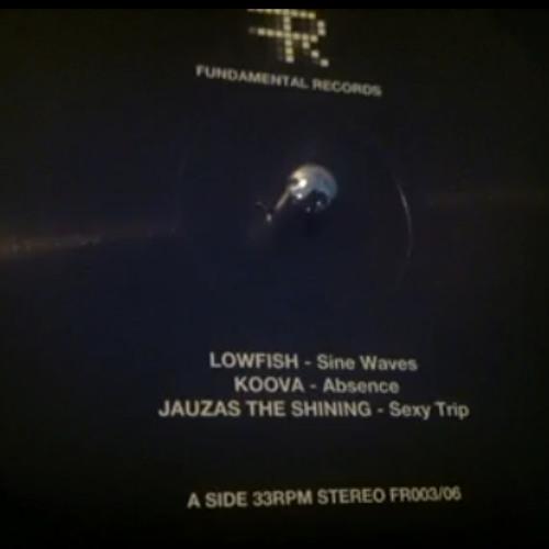Jauzas the shining-Sexy trip (Fundamental Records)