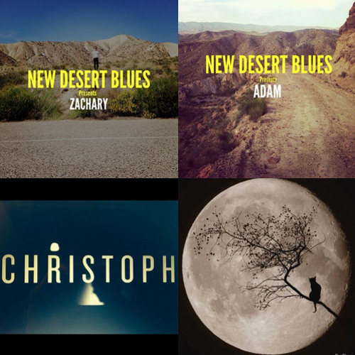 New Desert Blues - 3 Tunes From Debut EP  'Devil's Rope'