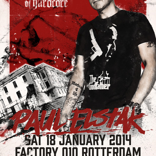 Warm Up Mix By The BeatKrusher For DJ Paul Elstak's BDay Bash On 18-01-2014