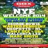 Paul Norval GBX Anthems NYE - Welcome 2014 @ The Arches *** Please Share & Repost ***