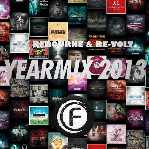 Fusion Yearmix 2013 by Rebourne & Re-Volt
