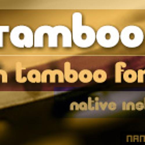 Dream Tamboo for Kontakt
