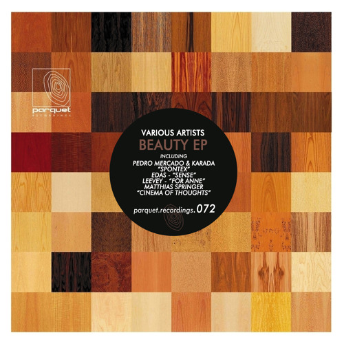 pedro mercado & karada - spontex (cut) / parquet recordings