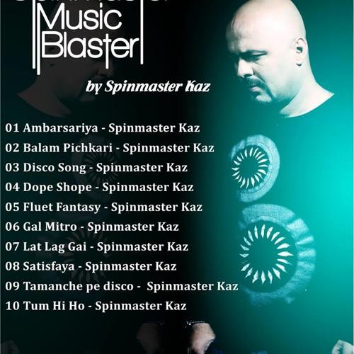Tamanche Pe Disco -  Spinmaster Kaz