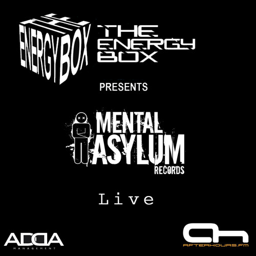 James Dymond - Live @ The Energy Box pres. Mental Asylum [London] (3 hour set)