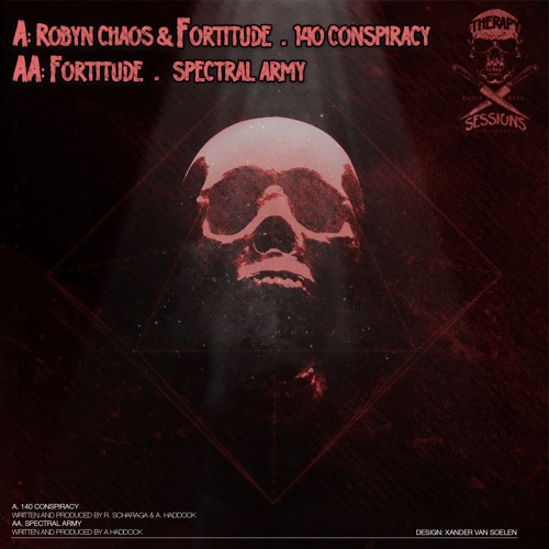 TSR 002: A. The 140 Conspiracy (Robyn Chaos & Fortitude) **OUT NOW!!!***