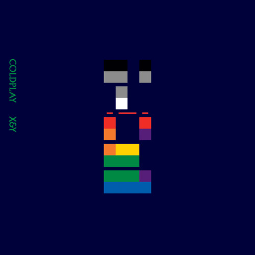 Coldplay - Square One (8-bit)
