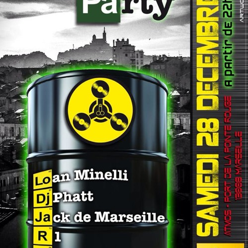 PHATT (Drum&Bass) @ Atmos BreakingBad Party 28decembre2013