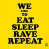 Showtek - We Like To Eat Sleep Rave Repeat (Karaman Mashup)