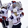 Team USA women's hockey captain Meghan Duggan