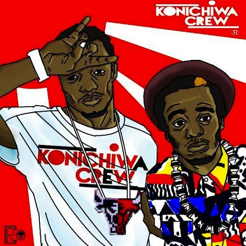 KONICHIWA CREW REMIX- BITCH MONEY SWAG JACK ME