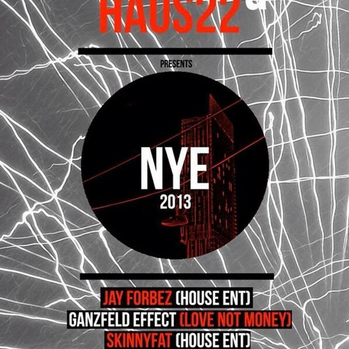 Jay Forbez Live @ Dig Deep & Haus22 Pres. NYE 2013 (Dry Live, Manchester)