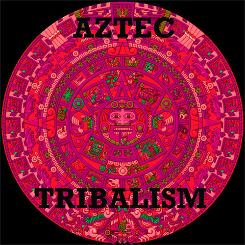 """EL JIBARO  """"TE NECESITO"""" (NEED YOU) AZTEC TRIBALISM PREVIEW"""