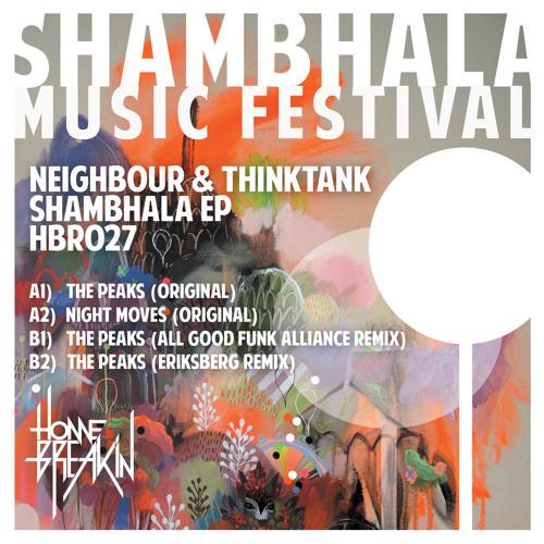 Neighbour & Thinktank - Peaks (AGFA REMIX)