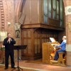 Joy to the World - Christmas Carol (organ and oboe)