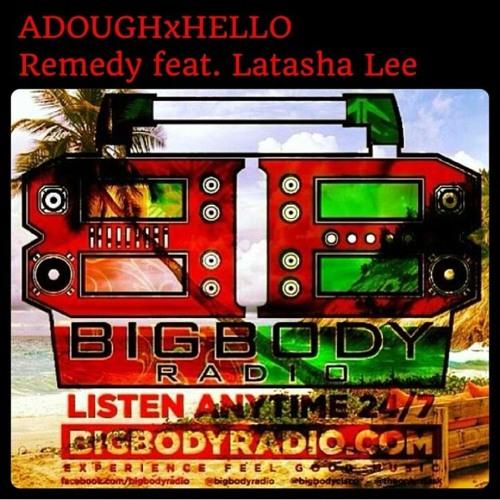 Remedy Adough ft Latasha Lee at Big Body Radio