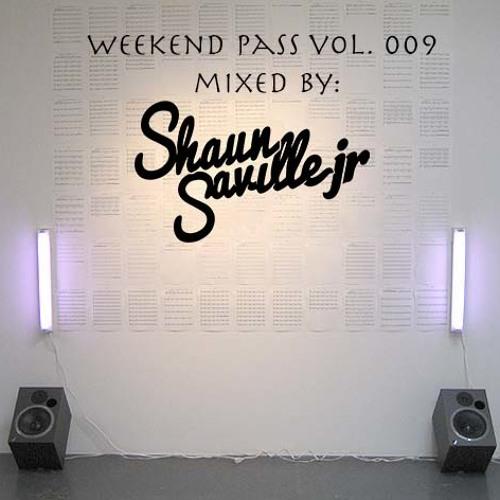 Weekend Pass Vol. 009 (DJ Mix)