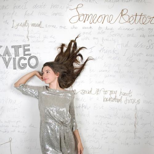 Remix >> Kate Vigo - Left Alone (Dan West Remix)