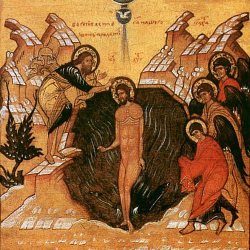 O święcie Chrztu Pańskiego