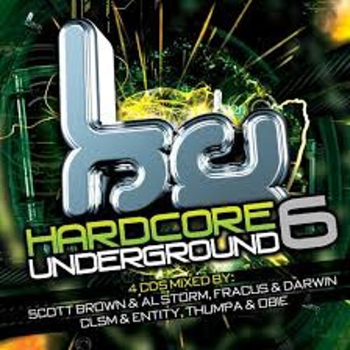 Darren Styles - Screwface (Gavin G remix) HU6