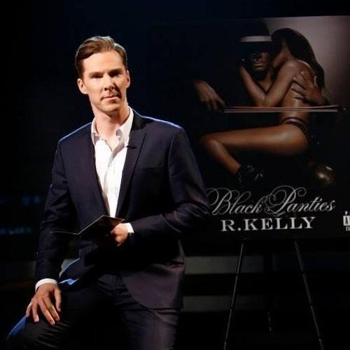 Benedict Cumberbatch Reads R. Kelly's Genius (less screams)