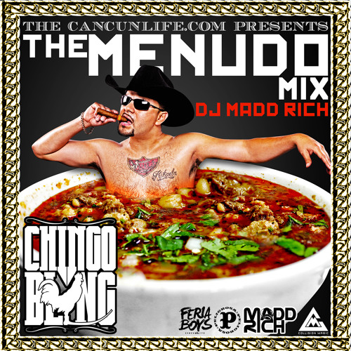 The Menudo Mixtape (mixed by https://soundcloud.com/djmaddrich)